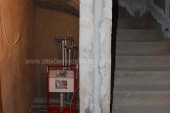 Лестница таунхауса