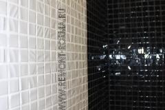 Мозаика в душевой кабине