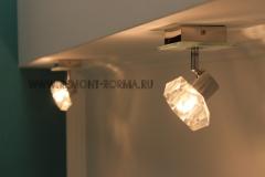Доп.освещение кухни
